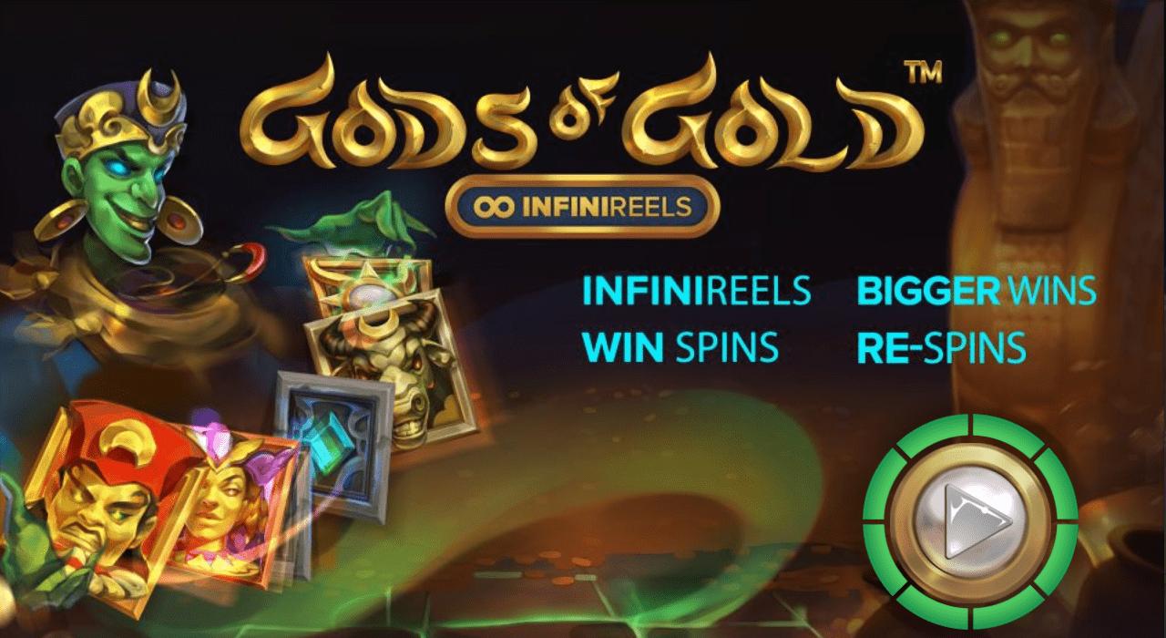 Gods of Gold Vorschau