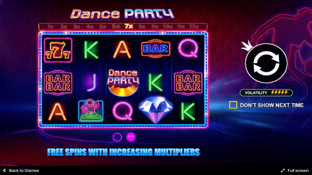 Dance Party Vorschau