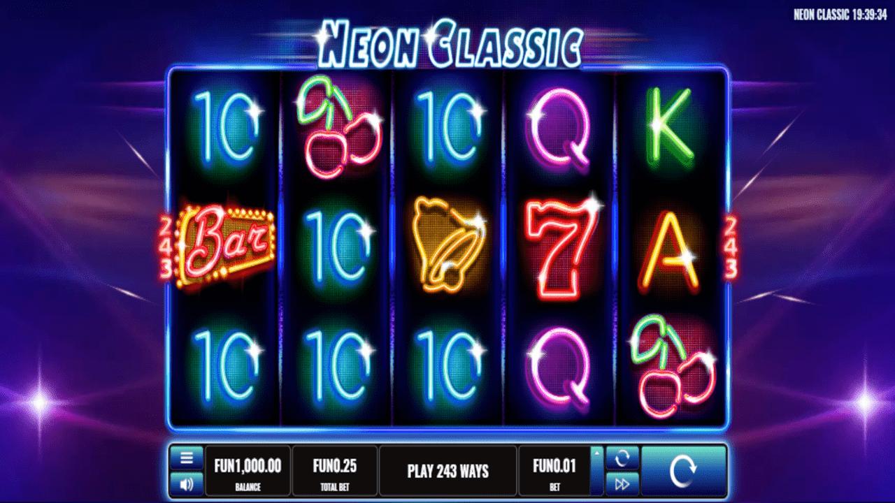 Neon Classic Vorschau