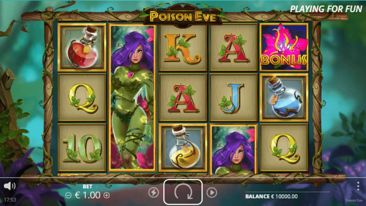 Poison Eve Vorschau