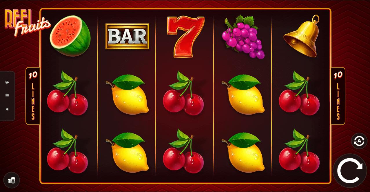 Reel Fruits Vorschau