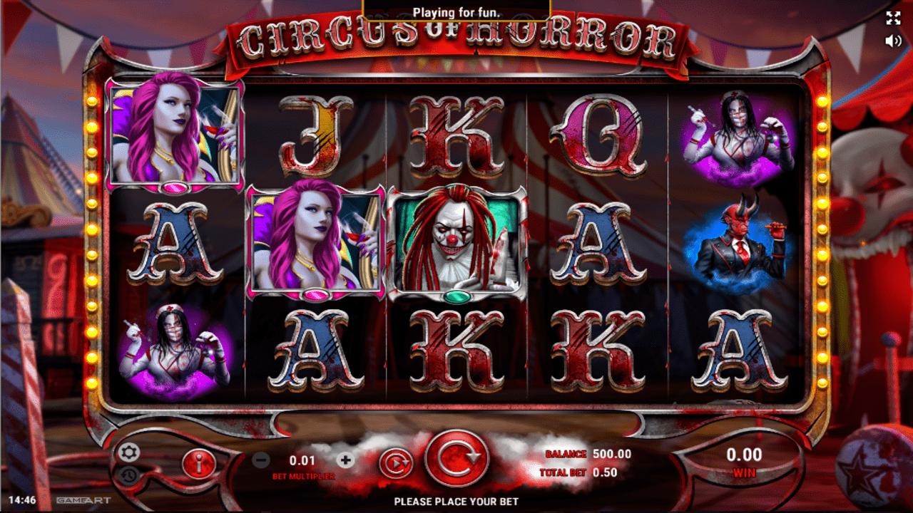 Circus of Horror Vorschau