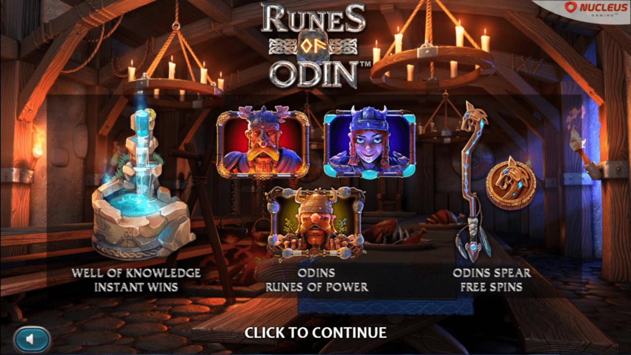 Runes of Odin Vorschau