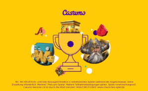 Casumo Bonus 1