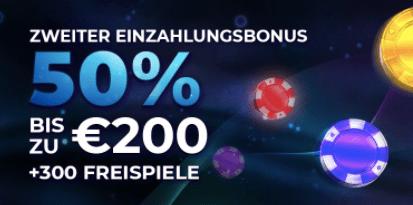 maxcazino bonus zweite einzahlung